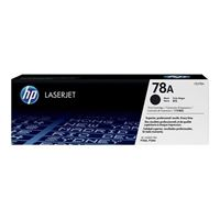 HP 78A LaserJet Black Toner Cartridge with Smart Printing Technology