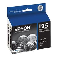 Epson 125 Black Ink Cartridge