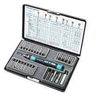 Eclipse Enterprise 30 in 1 Video Game Screwdriver Set