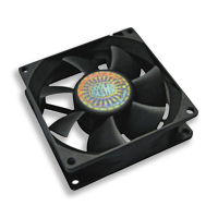 Cooler Master ST2 Rifle Bearing 80mm Case Fan