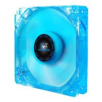 Kingwin CFBL-08LB Blue LED Long Life Bearing 80mm Case Fan