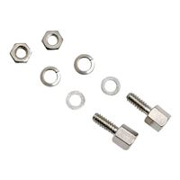 Quest Technology Female Screwlock 2 Screws/4 Washers/2 Nuts per set - 10 Sets per pack