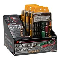 Performance Tools 18 Piece Precision Driver Set