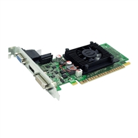 EVGA GeForce 8400 GS Single-Fan 1GB DDR3 PCIe Video Card