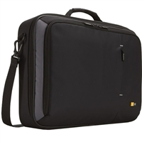 "Case Logic Laptop Case Fits Screens up to 18.4"" - Black"