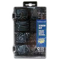 Velleman Bolt Set 330 Pieces