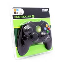TTX Tech Wired Controller S for Xbox Black