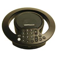 Spracht Aura Mobile Full Duplex Conference Phone with 5 Microphones