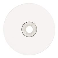 Verbatim DVD-R 16x 4.7 GB/120 Minute Inkjet Printable Disc 50-Pack Shrink Wrap