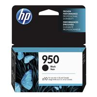 HP 950 Black Officejet Ink Cartridge