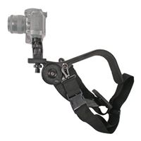 Dot Line Video Stabilizer w/Padded Shoulder