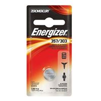 Energizer 357 1.5 Volt Silver Oxide Button Cell Battery - 3 Pack