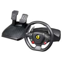 Thrustmaster Ferrari 458 Italia Racing Wheel for Xbox 360