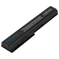 DR. Battery 4400mAh Laptop Battery for HDX and Pavilion DV7 Series