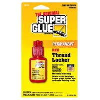 Pacer Technology Red Permanent Thread Locker