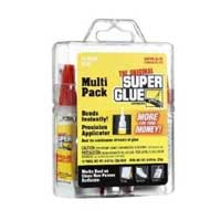 Pacer Technology Super Glue Multi-Pack 12 Pack