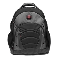 "Swiss Gear Synergy Laptop Backpack Fits Screens up to 16"" - Black"
