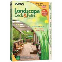 Encore Software Punch! Landscape deck & Patio Nexgen 3