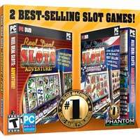Encore Software Reel Deal Slots Adventure 2 Pack (PC)