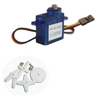Leo Sales Ltd. OSEPP Digital Servo Metal Gear