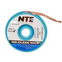 NTE Electronics No-Clean Solder Wick