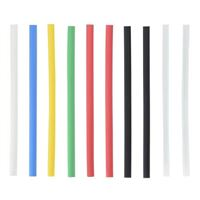NTE Electronics HS-ASST-6 Thin Wall Heat Shrink Tubing Kit, Assorted...