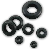 "The Best Connection Assorted Vinyl Grommets with 1/4"", 5/16"",..."