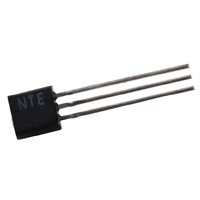 NTE Electronics PNP Audio Amplifier Switch Transistor 5-Pack