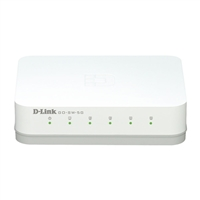 D-Link GO-SW-5G 5-port Gigabit Desktop Switch