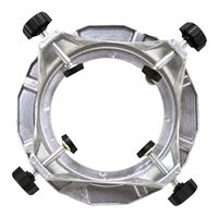 Dot Line 3.5 x 3.5 Inch Softbox For Shoe Mounted Flashes