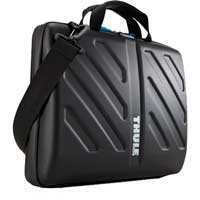 "Thule Gauntlet Attache Case for 13"" MacBook Pro/iPad - Black"