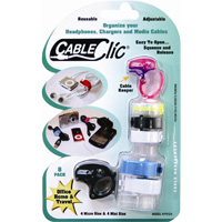 CableClic 8 Pack