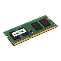 Crucial 4GB DDR3-1333 (PC3-10600) CL9 SO-DIMM Laptop Memory Module (Apple Memory)