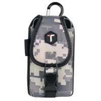 Tough Tested Large Mobile Phone Belt Clip Case Digital Camo