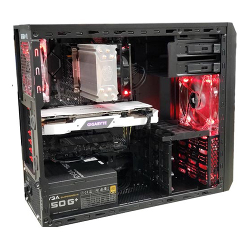 Custom PC Building Service - Tier 1