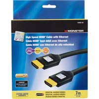 Just Hook It Up 22.9 ft. High Speed HDMI Cable with Ethernet