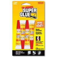 Pacer Technology Super Glue - 4 Pack