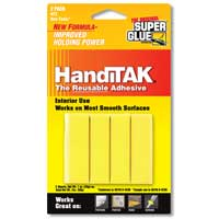 Pacer Technology HandiTak Reusable Adhesive