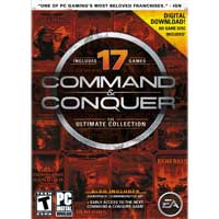 Electronic Arts Command and Conquer Ultimate Collection (PC)