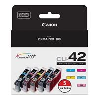 Canon CLI-42 5 Color Pack