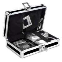 Ideastream Locking Gadget Box - Black