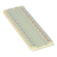 Elenco Breadboard on Metal Base 830 Tie Points