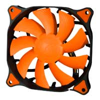 H.E.C. Cougar CFV12H Hydro Dynamic Bearing 120mm Case Fan