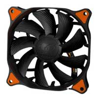 H.E.C. Cougar CFV12HPB Hydro Dynamic Bearing 120mm Case Fan
