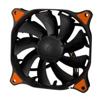 H.E.C. Cougar CFV12HB Hydro Dynamic Bearing 120mm Case Fan