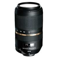 Tamron SP 70-300mm F/4-5.6 Di VC USD Lens with hood for Nikon Mount