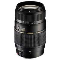 Tamron 70-300mm F/4-5.6 Di Lens with Hood for Canon Mount