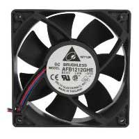 1st PC Corp AFB1212GHE-CF00 Dual Ball Bearing 120mm Cooling Fan