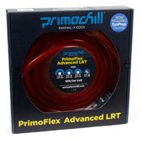"PrimoChill PrimoFlex 3/8"" (10 mm) x 1/2"" (13 mm) Advanced LRT Tubing 10 ft. - Bloodshed Red"