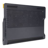 "Targus Notebook Chill Mat with Dual Fans / Integrated USB Fits LCD Screens up to 17"" Black"